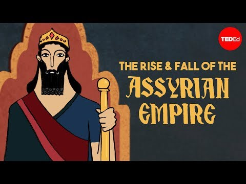 The rise and fall of the Assyrian Empire – Marian H Feldman