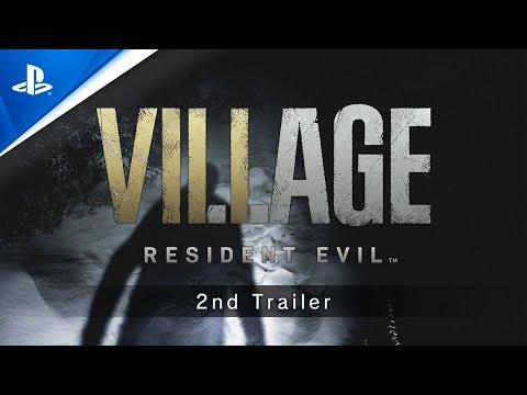 Resident Evil Village (2021) Video Game Trailer