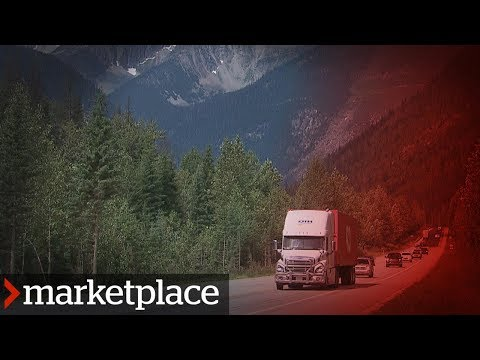 Testing truck safety: Are you safe on the road? (Marketplace)