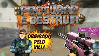 [CF] P.D. #27 - AWM-Rosita, Obrigado pelo Kill !