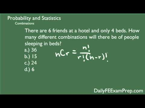 Sample FE exam Problems - 01 - Probability and Statistics ...