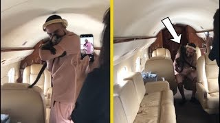 French Montana Reunites With His Monkey Again!