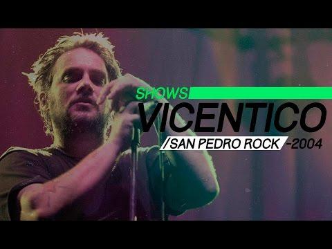 Vicentico video Show Completo - San Pedro Rock II / Argentina 2004