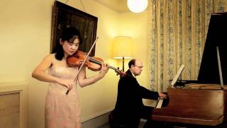 Miho Hakamata plays The Bee (Die Biene) by Schubert