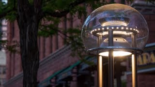 16th Street Mall: Honoring Howard Brandston's original light design