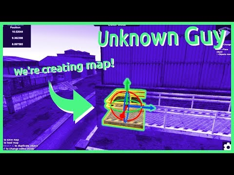 How maps in FPS games are made? Map creation timelapse!