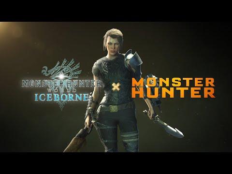 Monster Hunter World Iceborne Milla Jovovich trailer