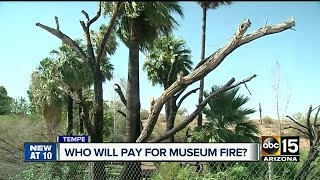 State files claim against City of Tempe after fire last year