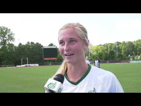 Charlotte49ers Women's Soccer vs WCU Postgame