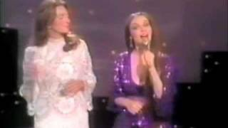 Crystal Gayle -  Judy Collins duet - CBS Special - part 3