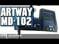 Обзор Видеорегистратор Artway MD-102