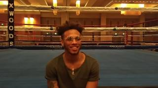 Latest Interview of Mykey Williams and His Trainer, Paul Cichon