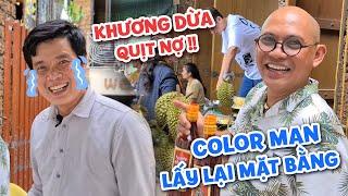 Bán 1 chai nước mắm 22k mà Khương Dừa bắt Color Man khuyến mãi 1 trái sầu riêng 220k chịu nổi hôn?