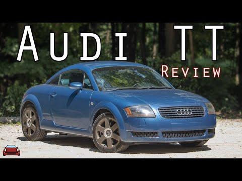 2000 Audi TT Review - A KILLER Coupe!