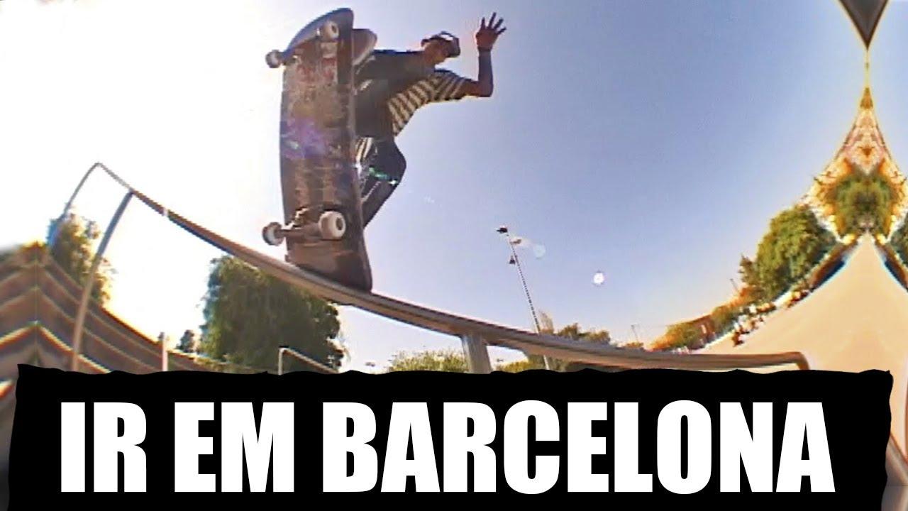 IR em Barcelona - Mal Passado - Black Media
