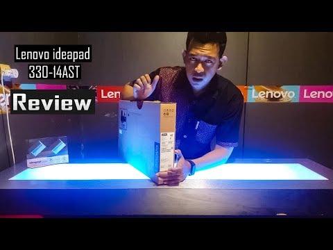 Lenovo ideapad 330-14AST Amd A9 | REVIEW & Bongkar