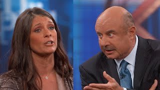 Dr. Phil Asks Woman In A Self-Described Love Triangle Why She's OK With Being A 'Spare'