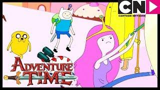 Время приключений   Нечто большое   Cartoon Network