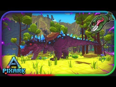 PixArk | Taming Cobalt T-Rex, Worst Day EVER #20 (Pixark Skyward)