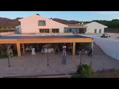 Yarrel espectáculos en Hotel Casa Boquera.Si quiero I Showroom bodas en Yecla (Murcia)