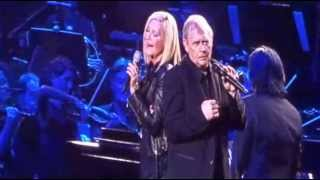 Grease Medley - Two Strong Hearts Tour - John Farnham Olivia Newton John - Brisbane 2015
