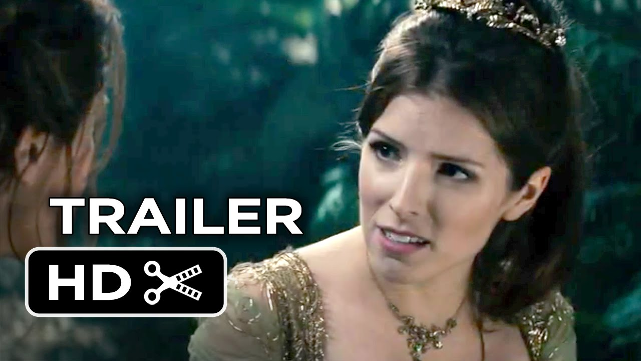 Into the Woods Official Trailer #1 (2014) – Anna Kendrick, Johnny Depp Fantasy Musical HD