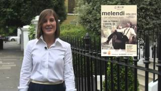 GPodcast 2: Promoción concierto Melendi en Londres