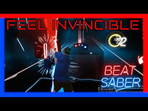 Beat Saber - Feel Invincible - Darth Maul style - The Dark