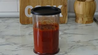 HOMEMADE KETCHUP – Basic Flavours