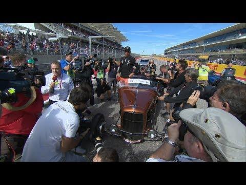 US Grand Prix Build Up - LIVE