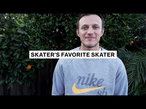 Skater's Favorite Skater | Carlos Ribeiro | Transworld Skateboarding
