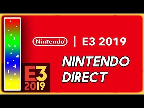 Download Nintendo Direct E3 2019 Presentation Live Reaction Banj