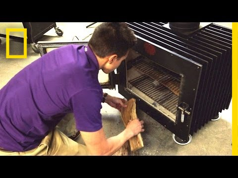 Wood Stove Decathlon Underdogs? | National Geographic thumbnail