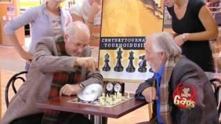 Hidden Camera Chess Game