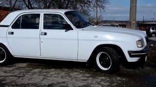 """Мини-проект ГАЗ - 3110 """"Волга"""" - Знакомство"""