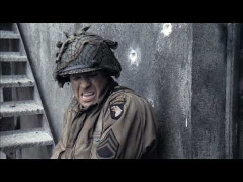 Band Of Brothers Had The Best Battle Scenes