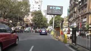 preview picture of video 'Driving Mumbai Continued 3'