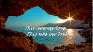 FRANK SINATRA - THIS WAS MY LOVE