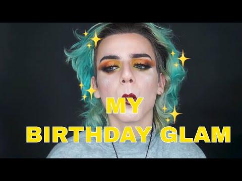 BIRTHDAY GLAM 🎂 🌟