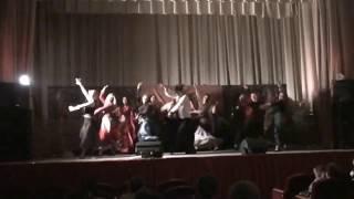 Театралізований концерт присвячений до Дня пам'яті та примирення. Жуковин А.В.
