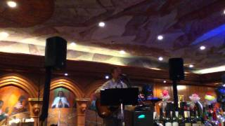 preview picture of video 'Robert Insana in the Casino  on the Carnival Legend'