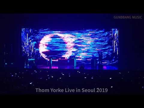 Thom Yorke(톰 요크) 'Suspirium' (Encore 2 / Ending Song) Live in KOREA [190728 Olympic Hall]