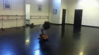 Taylor Paige so you think you can dance audition