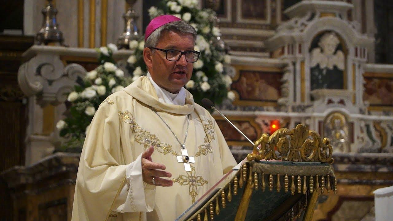 Friedensarbeiter - Predigt Bischof Peter Kohlgraf