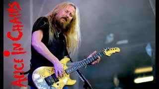 JERRY CANTRELL's 24 Greatest Guitar Techniques!