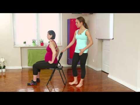 Wstrząsnąć mięśnie na pasku