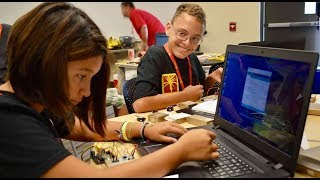 College of the Desert's summer CODe program