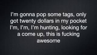 """Thrift Shop"" Macklemore  Ryan Lewis Feat. Wanz Lyrics"