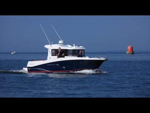 Beneteau Barracuda 9video