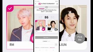 How to vote BTS and bias member on Mnet Voting 2020